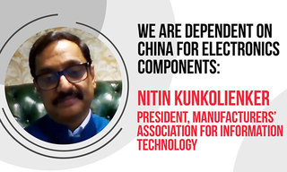 Time to create Indian electronics manufacturing giants to take on China: MAIT's, Nitin Kunkolienker