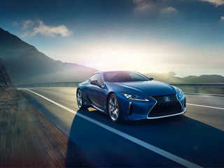 Lexus drives in the limited-edition of its sports coupe, the LC 500h, at Rs 2.15 crore