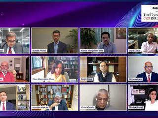 Sanjiv Bajaj at ET CEO Roundtable
