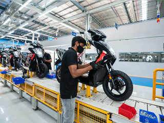 All about Ather's electric expansion plans as it pushes ahead with 450X and 450 Plus