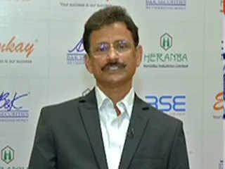 Raghuram Shetty on strong D-Street debut of Heranba Industries