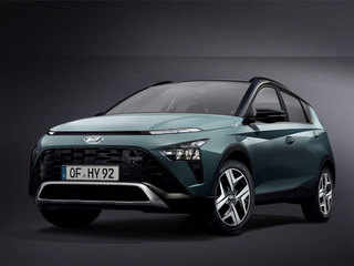 Hyundai unveils Bayon, an all new crossover SUV with Rev Matching and mild-hybrid tech
