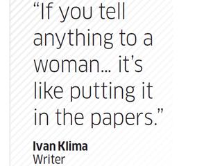 Quote by Ivan Klima