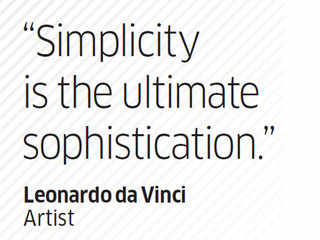 Quote by Leonardo da Vinci