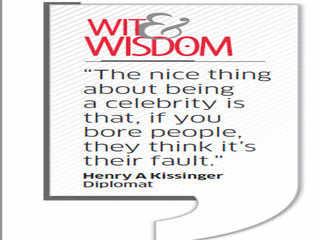 Henry A Kissinger, Diplomat