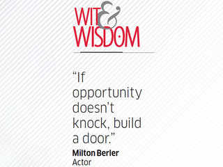 Quote by Milton Berler