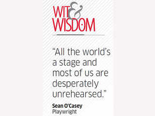 Quote by Sean O'Casey