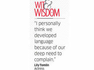 Quote by Lily Tomlin