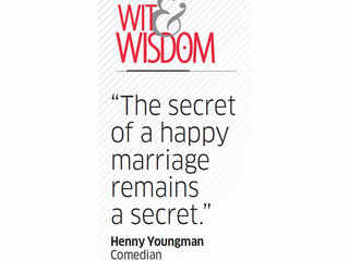Quote by Henny Youngman