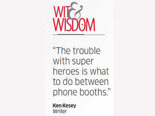 ​Quote by Ken Kesey