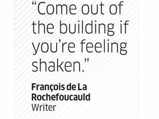 Quote By François de La Rochefoucauld