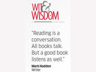 Quote by Mark Haddon