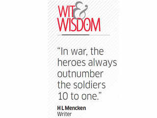Quote by H L Mencken