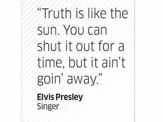 Quote by Elvis Presley