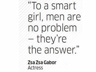 Quote by Zsa Zsa Gabor