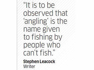 Quote by Stephen Leacock