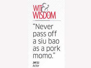 Quote by Jet Li