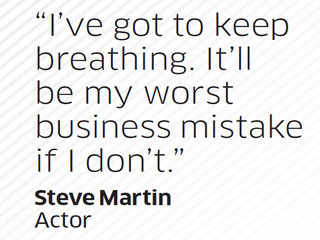 Quote by Steve Martin