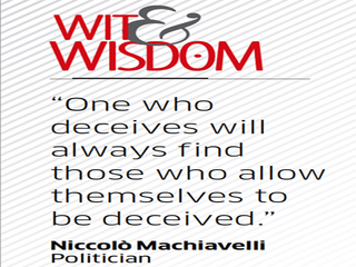 Quote by Niccolò Machiavelli