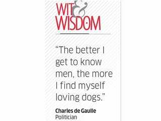 Quote by Charles de Gaulle