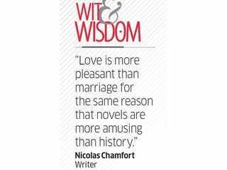 Quote by Nicolas Chamfort