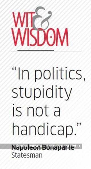 Quote By Napoleon Bonaparte