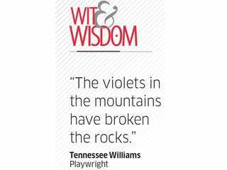 Quote by Tennessee Williams
