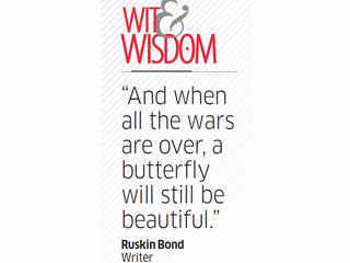 Quote by Ruskin Bond