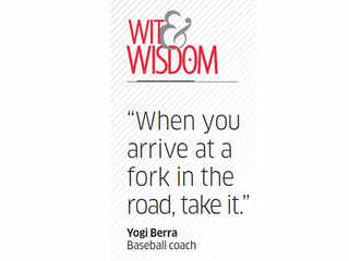 Quote by Yogi Berra
