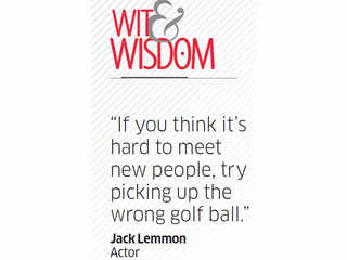 Quote by Jack Lemmon