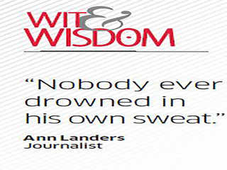 Quote by Ann Landers