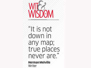 Quote by Herman Melville