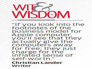 Quote by Christian Lander