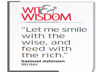 Quote by Samuel Johnson