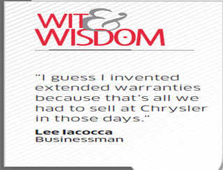 Who is Lee lacocca