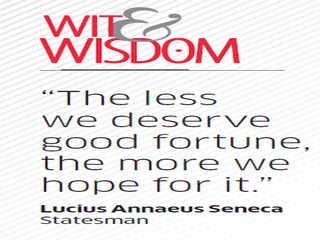 Quote by Lucius Annaeus Seneca