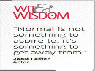 Quote by Jodie Foster