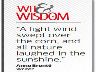 Quote by Anne Bronte