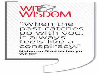 Quote by Nabarun Bhattacharya