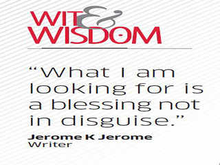 Quote by Jerome K Jerome