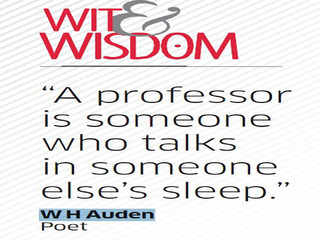 Quote by WH Auden