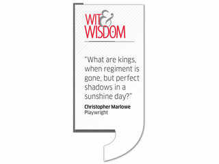 Quote by Christopher Marlowe