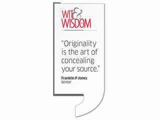Quote by Franklin P Jones