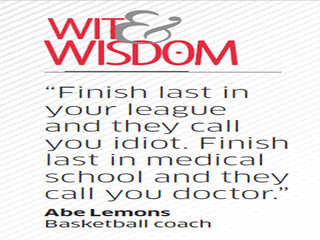Quote by Abe Lemons
