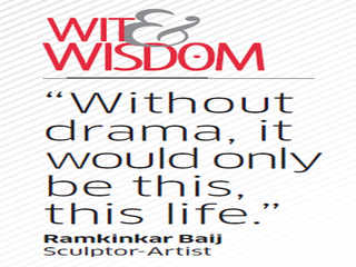 Quote by Ramkinkar Baji
