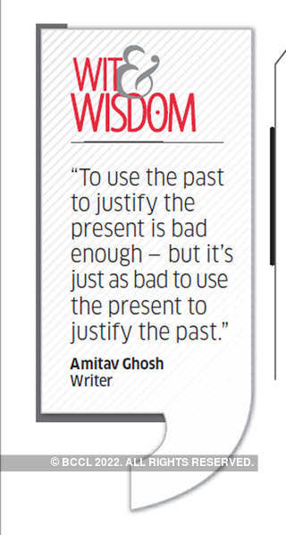 Quote by Amitav Ghosh