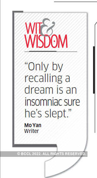 Quote by Mo Yan