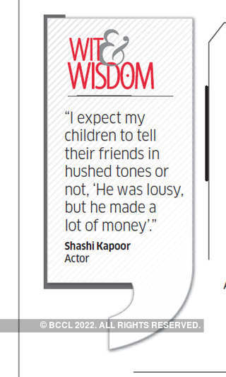Who was Shashi Kapoor?