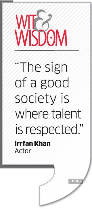 Who was Irrfan Khan?