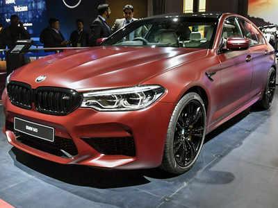 Autocar Show: 2018 BMW M5 India drive review